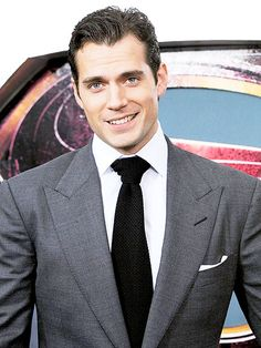 Henry Cavill, Man of Steel: Photos : People.com