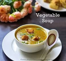 Image result for thick vegetable soup