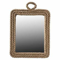 Rope mirror -- Nate berkus for target