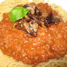 Recette Ma bolognaise momo par elleisab - recette de la catégorie Sauces, dips et pâtes à tartiner