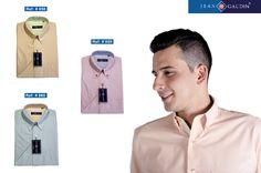 Camisas Sport de alta calidad, comodidad y estilo.  Visita nuestras tiendas y conoce nuestra colección para hombres con estilo.  #Manizales #ModaMasculina #Estilo #Hombres #Camisas #Fashion #style #tiendaonline #Colombia