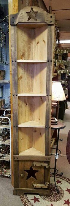 Ideen für Möbel im Land – Recycled Furnitures Ideas Primitive Furniture, Pallet Furniture, Furniture Projects, Rustic Furniture, Wood Projects, Woodworking Projects, Woodworking Store, Woodworking Workbench, Primitive Decor
