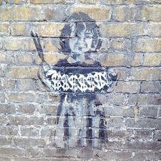 London street art | the sweetie pie press