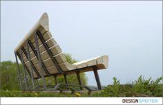 From Arthur Rottier (Netherlands): Park Bench