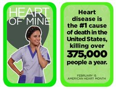 Heart disease is the cause of death in the United States, killing over people a year. Heart Disease Facts, Dental Scrubs, Same Day Delivery Service, Heart Month, Lab Coats, Wear Red, Death, United States, People