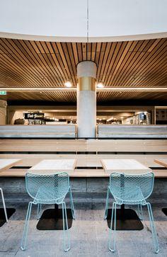 MLC Centre Foodcourt by Luchetti Krelle