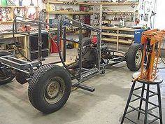 Chapter 8: Body - Fabricating the Skeleton | Hot Rod Forum Rat Rod Build, Hot Rod Pickup, Unique Cars, Hot Rods, Skeleton, Building A House, Motorcycles, Wheels, Garage