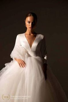 Wona Muse 2021 Spring Bridal Collection – The FashionBrides