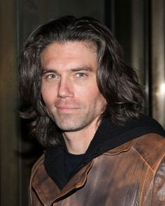 Anson Mount attends the Cinema Society Dior Beauty screening of 'Young Adult' at the Tribeca Grand Screening Room on November 18 2011 in New York City