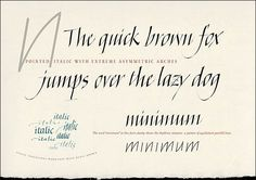 A B C all the letters of the alphabet = pangram.