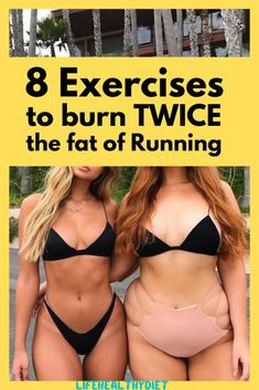 Try one of these 8 exercises that can burn up to double the calories of running and shed the pounds away! #weightloss #loseweight #diet #ketodiet #fitness Fitness Workouts, 30 Day Fitness, Fitness Tips, Weight Workouts, Senior Fitness, Body Workouts, Fitness Goals, Health Fitness, Weight Loss Meals