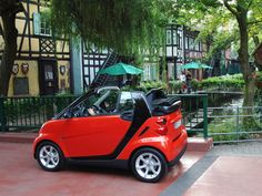 The weekend is close Red Colour Images, Red Color, Smart Fortwo, Smartphone Plans, Convertible, Image Sites, Kelley Blue, Smart Car, Blue Books