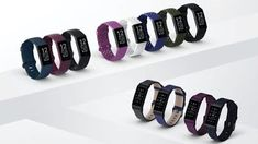 Announcement of Fitbit Charge 4 fitness tracker bracelet