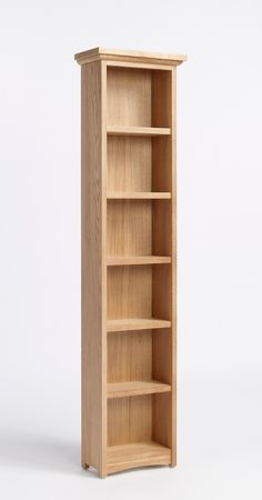 Sherwood Oak DVD/CD Cabinet With 5 Shelves - The Sherwood Oak range is made of a high quality grade of oak and exhibits all the hallmarks of quality furniture.These include wood-panelled drawer bases and cabinet backs and the use of dovetailed joints in constructing drawers.