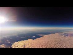Flat Earth , The Rabbit Hole spotted from 108,000 feet !!! - YouTube