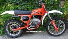 Moto Villa 125 cross 1978 prima serie