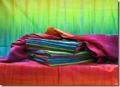 DIY | Fabric Dyeing Tips by Frieda Anderson. Detailed tutorial, using Procion MX Dyes. Excellent!