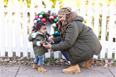 Twinning in Timberlands with Shoe Carnival | mom and baby style| Baby Boy looks | Fall Style | #shoecarnival