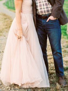 Beautiful dress: http://www.stylemepretty.com/little-black-book-blog/2015/03/25/asheville-countryside-engagement-session/ | Photography: Perry Vaile - http://perryvaile.com/