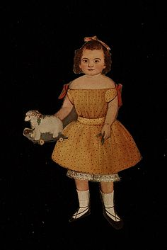 Citation: Clippings used as source material for chidren cutouts, between 1939 and 1986. Joseph Cornell papers, Archives of American Art, Smithsonian Institution.