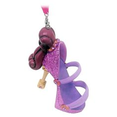 Disney Shoe Ornament - Hercules - Megara