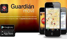 Guardián Móvil, una app gratuita para alertar a familiares o amigos cuando estamos en peligro (Android e iOS)