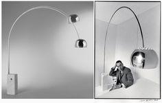 ARCO. ACHILLE AND PIER GIACOMO CASTIGLIONI. 1962