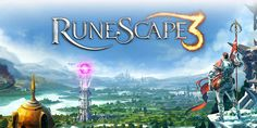 RuneScape, an MMORPG which has been running for 15 years. My favorite game.
