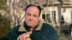 Information, interviews, photos and more for Tony Soprano played by James Gandolfini on the HBO original program The Sopranos. Tony Soprano, Die Sopranos, Festivals, Don Corleone, Forget, Actor James, Thing 1, Frases, Character