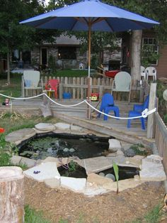 How to Turn an Old Hot Tub Into a Water Feature in 8 Steps@Valerie G
