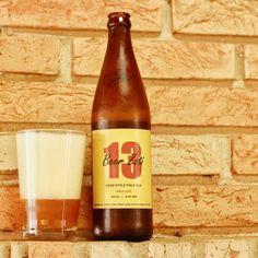 A Beer Zoti 13 é feita de água lúpulo malte levedura e açúcar mascavo. Ficou curioso? Só posso dizer que é encorpada e impactante bem turva. Gostei do resultado combinaria com um pedação de costela e barbecue.