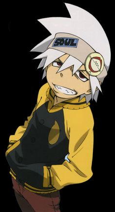 I just really want to be sort of punk like Soul sometime cuz that'd be fun. (But I'd settle for any character from Soul Eater cuz the designs are so great)