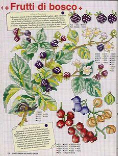 Gallery.ru / Фото #84 - EnciclopEdia Italiana Frutas e verduras - natalytretyak