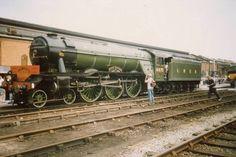 Flying Scotsman, Diesel, Speed King, Steam Railway, Bonde, Train Pictures, Steam Engine, Steam Locomotive, Best Model