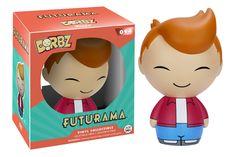 Dorbz: Futurama - Fry Vinyl Figure