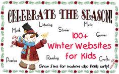 Winter Websites for kids