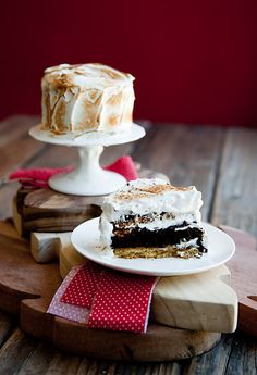 Gimme S'more Cakelettes