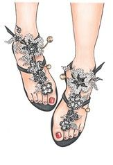 The latest tips and news on Spring 2010 shoes sketches are on Eclectic  Jewelry and Fashion. On Eclectic Jewelry and Fashion you will find  everything you ... f581224cb2