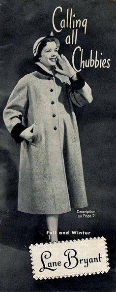 1920's shout out for the Chubbies to get their coats on