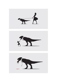 Why T-rex does not make a good pet.