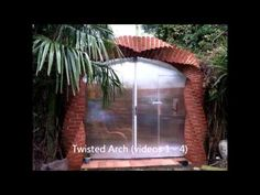 the fine art of brickwork - Twisted Arch (4 of 4) The Arch - YouTube