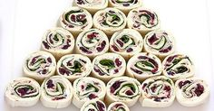 It's holiday party season! Whether you've got holiday work parties, club parties, or get-togethers with family and friends, there's always something going on this time of year. Turkey Cranberry Pinwheels are a perfect appetizer for bringing to any holiday gathering, so check them out!