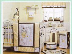 Amazon.com: Kids Line Cute As A Bee 6 Piece Crib Bedding Set: Baby 189.99
