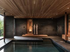 Building a swimming pool in house calls for expert help. Premier Pool & Spas can help you assess the indoor space and come up with great indoor pool designs.