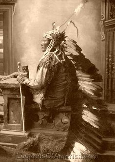 Rain-in-the-Face, Dakota Sioux