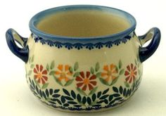 The Individual Soup Tureen - Flower Power