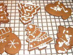 Gingerbread Cookies Worth Eating