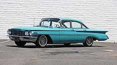 1960 Oldsmobile Dynamic 88 4-Door Sedan.
