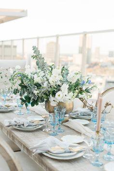Ventanas | Atlanta, GA | Photography by Shelby Rae Photography | Florals + Decor by Amanda Lankford of AJF+D | As seen in Southeastern Bride Magazine book 2, 2017 | #styledshoot #wedding #weddingdesign #bride #bridetobe #tabledecor #decor #seating #atlanta #atlantaflorist #florist