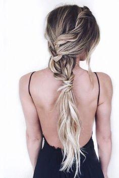 5 Tips for Growing Longer Hair | http://www.hercampus.com/beauty/5-tips-growing-longer-hair